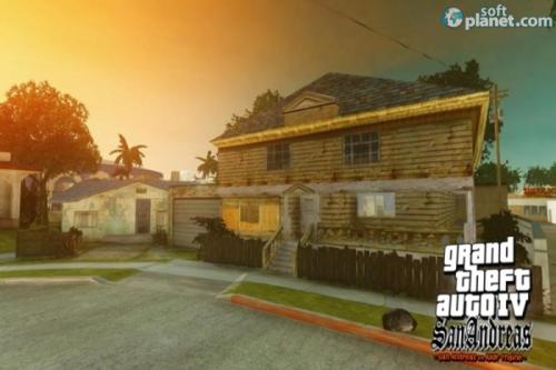 GTA IV San Andreas (GTAIVSA) 0.5.4 Beta 3