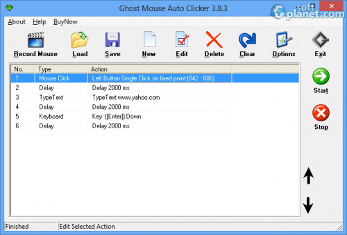 Ghost Mouse Auto Clicker 3.8.3