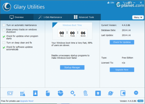 Glary Utilities 5.44.0.64