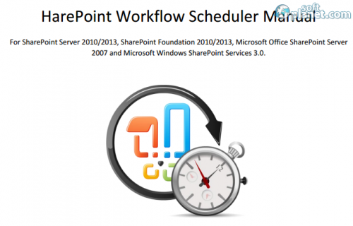 HarePoint Workflow Scheduler for SharePoint 1.5.1076