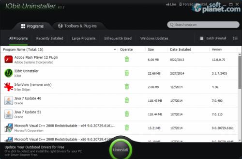 IObit Uninstaller 4.3.0.118