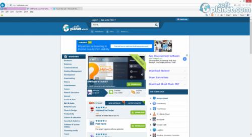 Internet Explorer 11 11