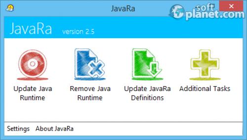 JavaRa 2.5