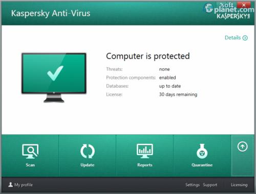 Kaspersky Anti-Virus 14.0.0.4651