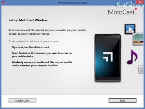 MotoCast 2.0.31