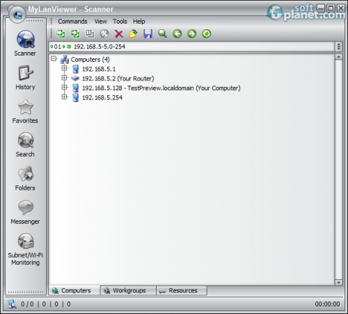 MyLanViewer Portable 4.17.5