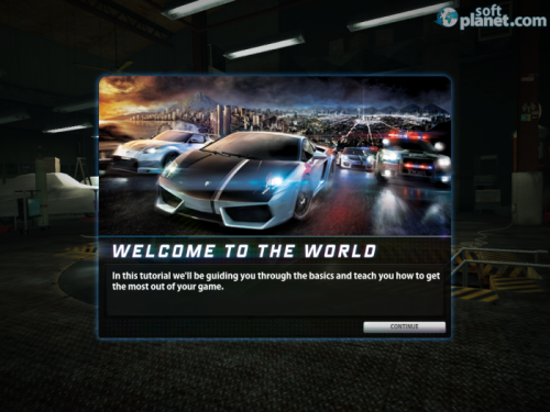 Need for Speed World Online 1.8.40.1599