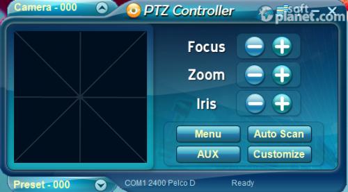 PTZ Controller 2.9.604