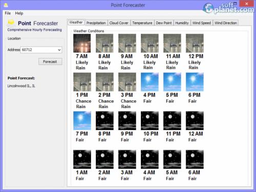 Point Forecaster 1.8
