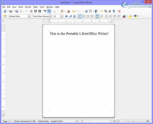Portable LibreOffice 4.3.3