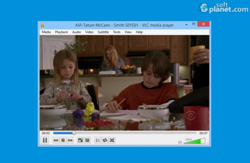 Portable VLC Media Player 2.2.1