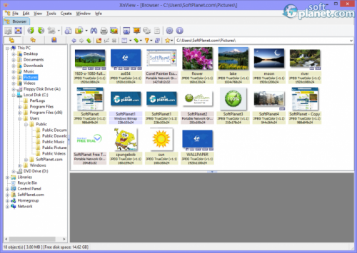 Portable XnView 2.13