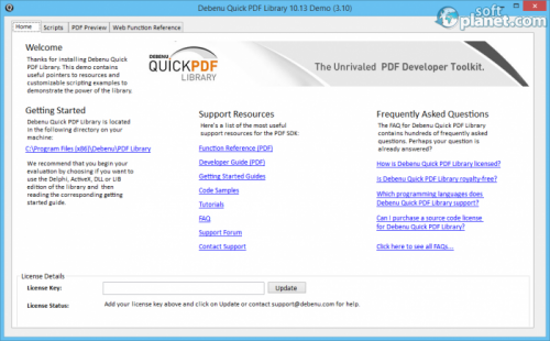 Quick PDF Library 10.13