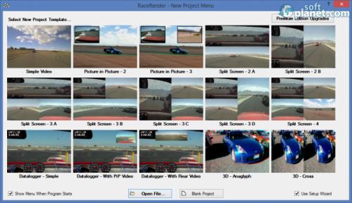 RaceRender 3.0.7