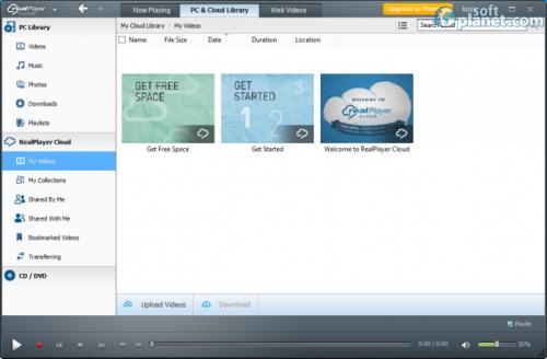 RealPlayer Cloud 17.0.15