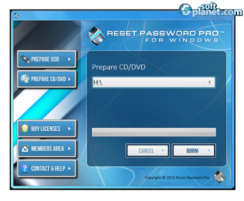 Reset Password Pro 1.0.6