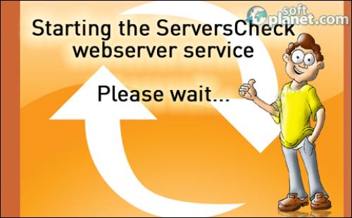 ServersCheck Monitoring Software 10.3.0