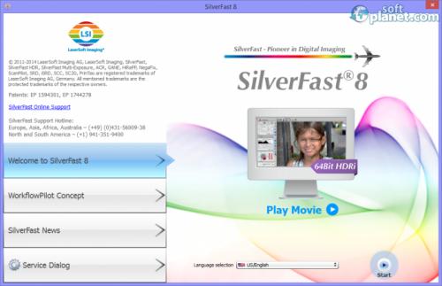 SilverFast HDR Studio 8.0.1r44