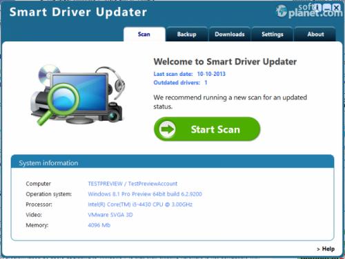 Smart Driver Updater 3.4