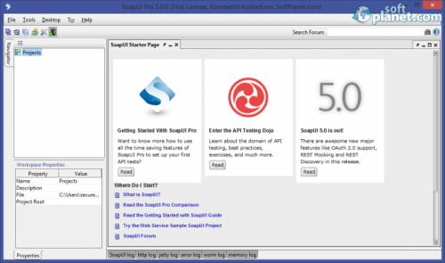 SoapUI Pro 5.1.2
