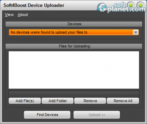 Soft4Boost Device Uploader 2.8.0.153