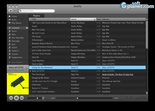 Spotify 0.9.6.72