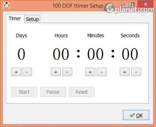 Taskbar Timer 1.0
