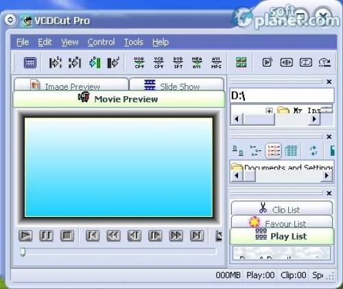VCDCut Pro 4.16.8