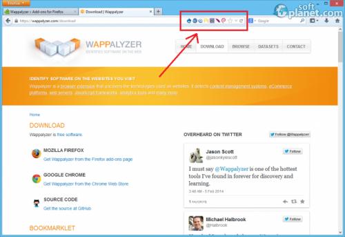 Wappalyzer 2.7.5