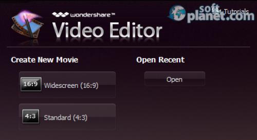 Wondershare Video Editor 3.1.6