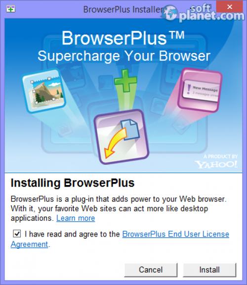 Yahoo! BrowserPlus 2.9.8