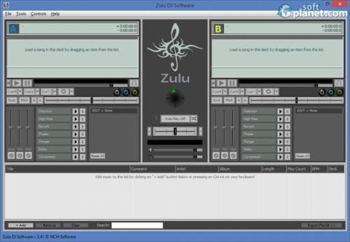 Zulu DJ 3.41