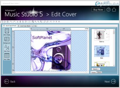 Ashampoo Music Studio Screenshot4