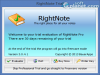 RightNote Screenshot3
