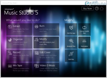 Ashampoo Music Studio Screenshot5