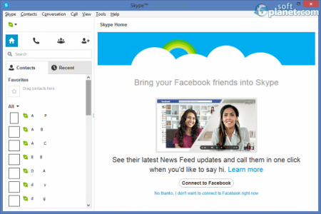 Skype Portable Screenshot2