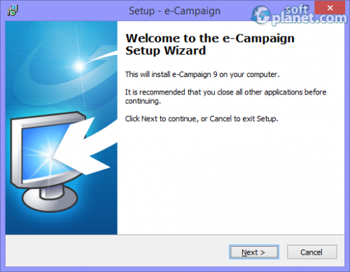 e-Campaign Screenshot2