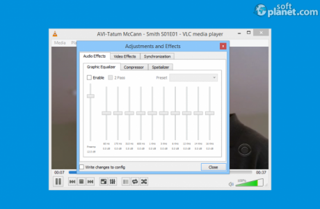 Portable VLC Media Player Screenshot3
