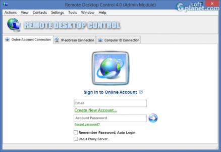 Remote Desktop Control Screenshot2