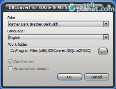 DBConvert for SQLite and MSSQL Screenshot5