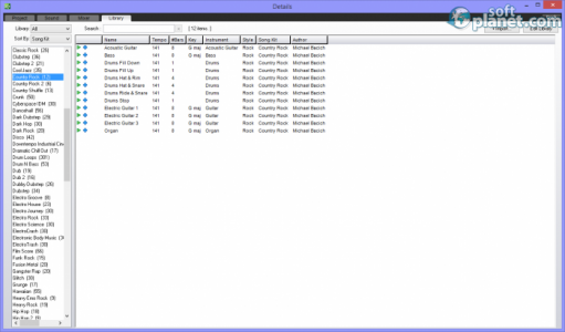 Mixcraft Screenshot3
