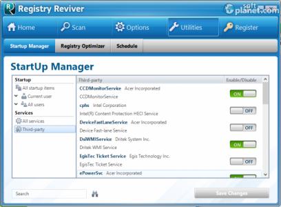 Registry Reviver Screenshot5