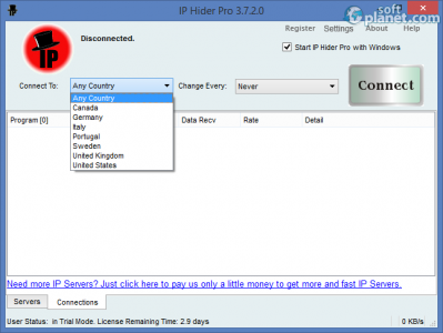 IP Hider Pro Screenshot2