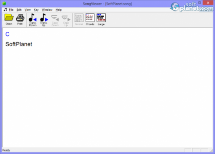 Song Management System Screenshot2