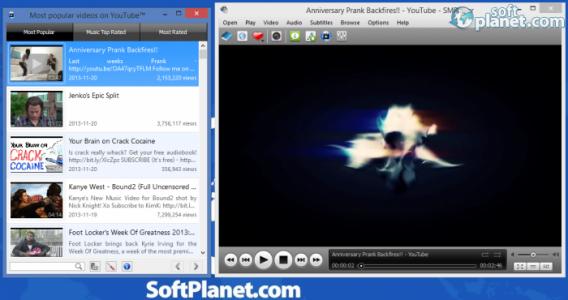 SMPlayer Screenshot2