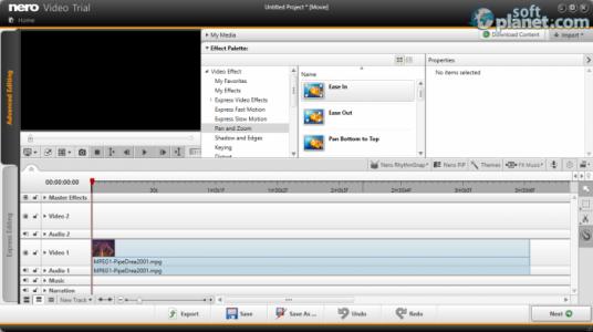 Nero Video 2014 Screenshot3