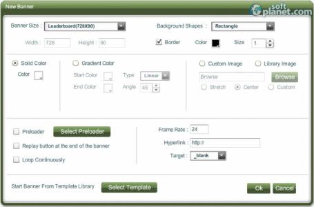 Banner Designer Pro Screenshot5