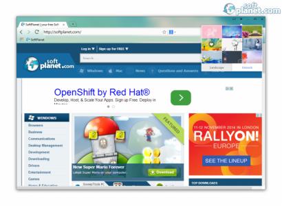 Baidu Spark Browser Screenshot3