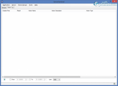 ServerSentinel Screenshot2