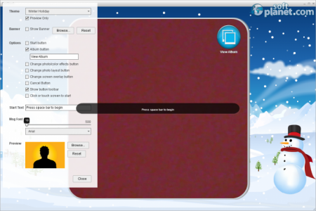 Sparkbooth Screenshot3